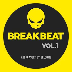 Breakbeat Vol.1 - Royalty Free Music by Seldome