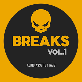 Breaks Music Vol.1 - Royalty Free Music by Nais