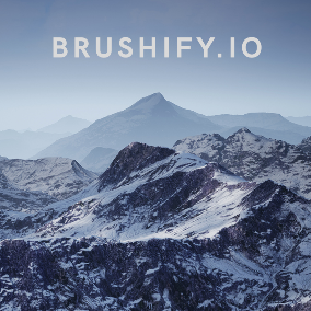 Build detailed mountain landscapes with these Meshes and Terrain Alpha Brushes.