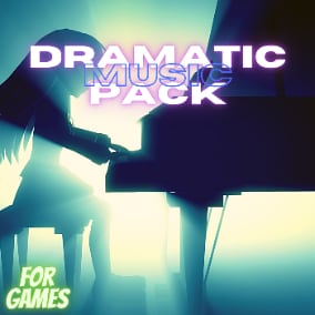 23 cinematic pianos recorded on a real instrument, written from scratch, perfect for games and trailers!