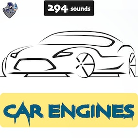 A sound package of car engines, including city, sports, diesel and off-road vehicle sound effects.