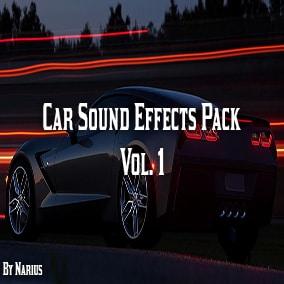 Realistic car sound effects