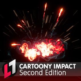 Cartoony Impact Second Edition
