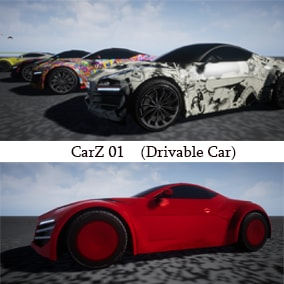 A car for every project