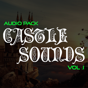 High quality audio for your castle!