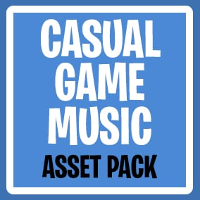 10 Game Music composed for many kinds of games such as Casual games.