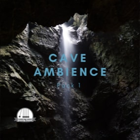 A collection of 27 realistic cave ambience tracks.