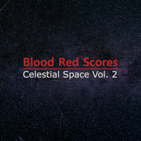 Celestial Space Vol. 2 features eight more or less ambient tracks.