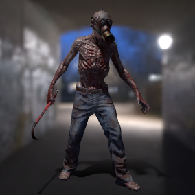 Characters horrors for Most of the games