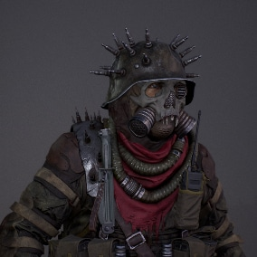 Modular character with advanced customization