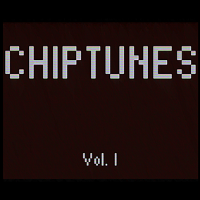 The Chiptunes Vol. I pack focuses on 8-bit music that replicates the sound of computer sound chips from the 80's.