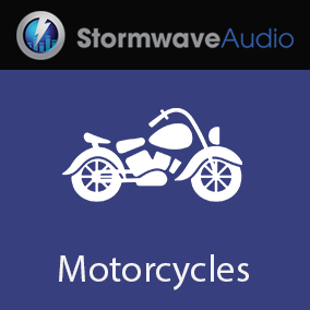 A set of 15 recordings of a custom Kawasaki VN800 Classic chopper motorcycle engine.