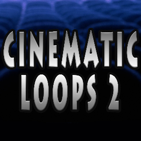 5 powerful cinematic song loops of orchestral sound mixed with electronic music.