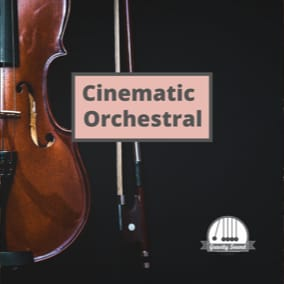 A collection of 10 cinematic themed orchestral tracks.