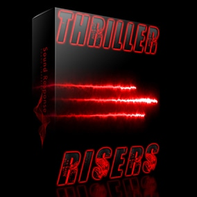 Professionally Designed Dark Cinematic Risers & Build Up Sound Effects!