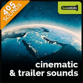 405 sounds for in-game cinematic, trailers and general use.