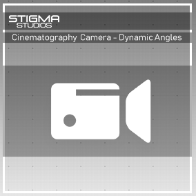 Inspired by Horror Survival and Action Games a user friendly drag and drop cinematography camera for your game, designed to be versatile for any type of cinematography & fixed view.