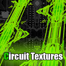 100+ Circuit type textures to add to your VFX  Library