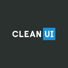 CleanUI offers users exceptional control over a range of beautiful UI elements