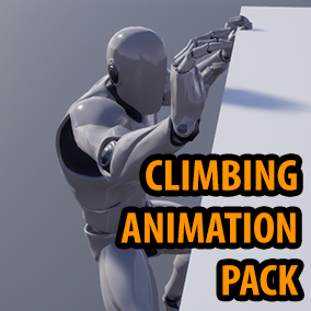 Climbing and Movement Animation pack