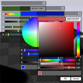 ColorPicker for LGUI