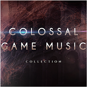 The Colossal Game Music Collection includes 20 high-quality music packs for an incredibly low price.
