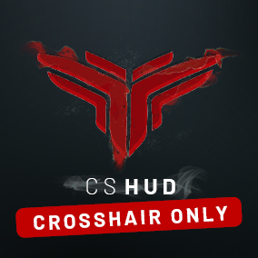 A highly designed Crosshair system consisting of 11 fully animated crosshairs. Additional fully animated scopes, hit indicators and progress bars, all fully customizable.
