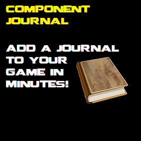 Adds a Journal Entry system to your project in minutes!