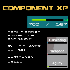 Add an Xp and Level system to your game in a few easy steps!