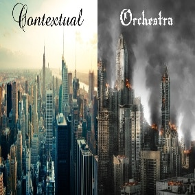 A pack of orchestral music that can bring the mood you need in the context.