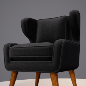 A huge collection of 50 Awesome Wing Chairs.