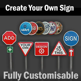 This package contains over 10 different Shaped Signs, Billboards and Pole mesh models and a single Material for procedural generating Textures. Super simple drop-downs and sliders to help assist in creating your own sign.