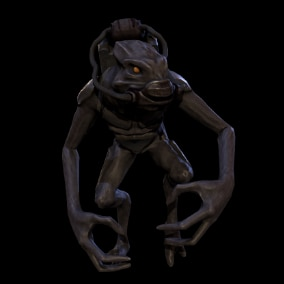 low poly model for your game