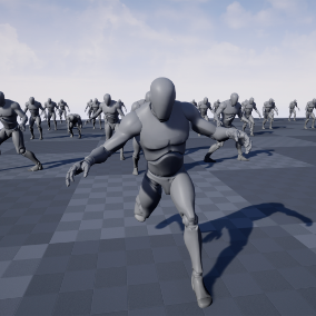 animations for creatures