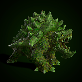 game-ready animated creature_v003