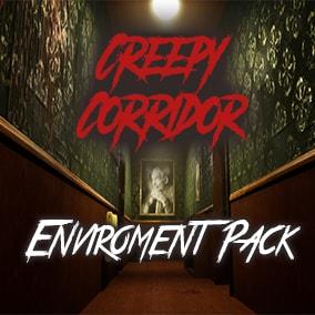 """Creepy Corridor"" Enviroment Pack"