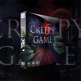 Creepy Game is an immersive, out of the ordinary & designed mystery horror game sound effects library bridging the gap between musical elements & game-ready audio assets.