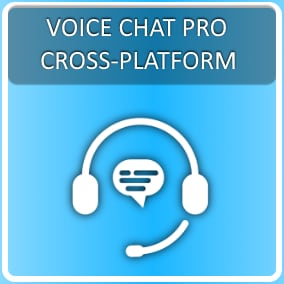 Cross-platform Voice Chat for Windows, Android, iOS, Oculus, Linux