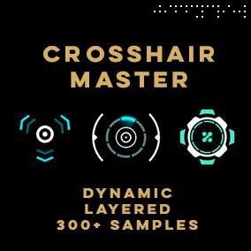 A UMG-based layered dynamic crosshair designer <br><br>#jiffycrew, #fps, #gun, #rifle, #scope, #sniper, #aim, #umg, #layer, #fortnite, #battleground, #battleroyale, #AAA, #vector, #recoil, #anti-aliasing, #shape, #circle, #polygon, #arc, #shader, #wysiwyg