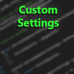 A plugin that expands Game User Settings to save extra settings