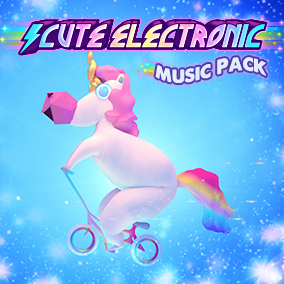 Add spark, fun, and excitement to your game with these 5 Cute Electronic Music!
