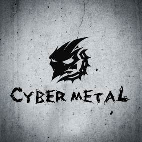 Cyber Metal Music Loops & Tracks. Perfect for Action Background & Cinematic.