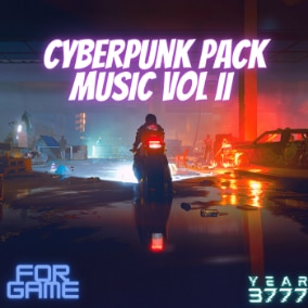A collection of 10 Cyberpunk , what fully wroted from the scratch. Suitable for any style of game. For background, or for action scenes