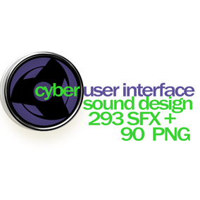 293 Sound FX for any type of interface in game plus PNG construct image animations