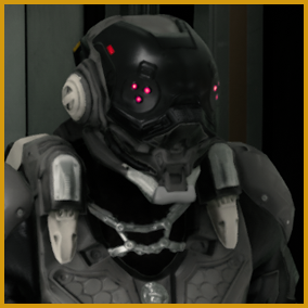 Cyberneticist Zeke is an amazing, detailed, PBR character model of a robotics technician in a sci-fi powered, armor suit.