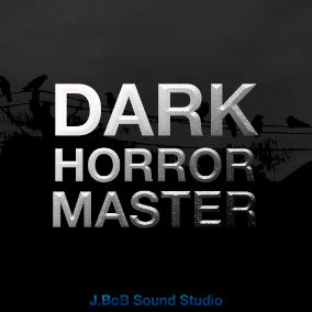 "The fear of darkness is coming ""DARK HORROR MASTER"""