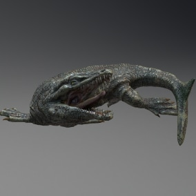 Dakosaurus Sea Monster Series 1  35 Animations