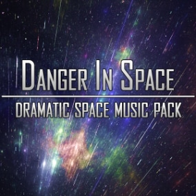 Dramatic music tracks for your space and cosmic projects.