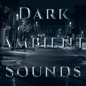 10 sounds of Dark and scary ambient sounds.