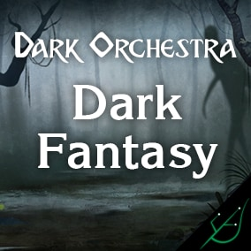 orchestral, dark, gothic & fantasy-inspired songs & loops
